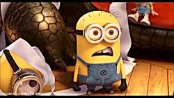 آنونس انیمیشن «من نفرت ...