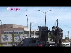 حمله نیروهای کرد آسایش به ارتش سوریه در شهر قامشلی حسکه