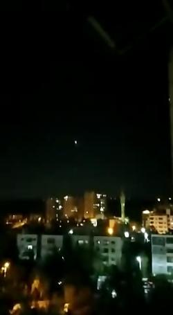 پدافند هوایی سوریه موش...