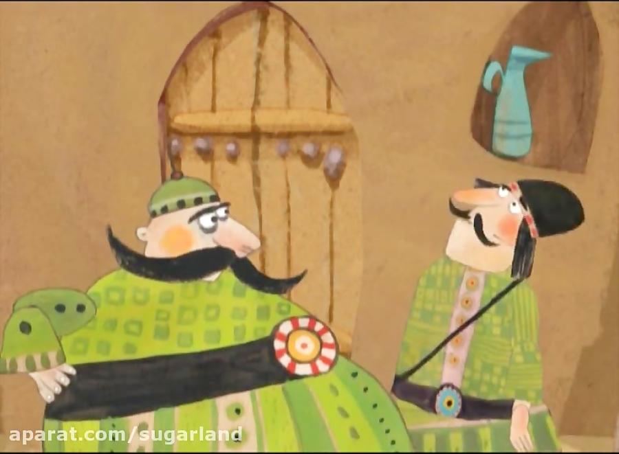 آنونس انیمیشن سریالی شکرستان