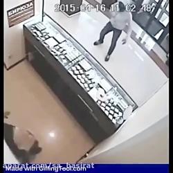 دزدی از جواهر فروشی