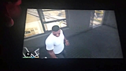 یك ویدیو جدید از بازی GTA...