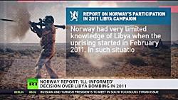 گزارش دولت نروژ ، حمله ...
