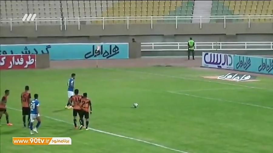 خلاصه و حواشی بازی جام حذفی استقلال خوزستان 2-0 شاهین انزلی (نود 26 شهریور)