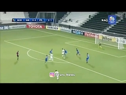 گل بازی پرسپولیس با الدحیل قطر و استقلال با السد قطر