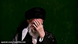 مرثیه سرائی جناب آقای سیّدمجید بنی فاطمه در حضور رهبر انقلاب