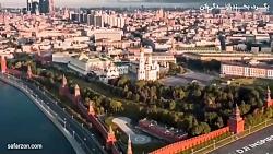 جاذبههای دیدنی مسکو