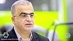 آزمایشگاه واقعیت مجازی دانشگاه صنعتی خواجه نصیرالدین طوسی