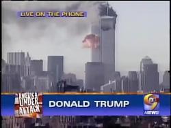 ترامپ: انفجار برج های د...