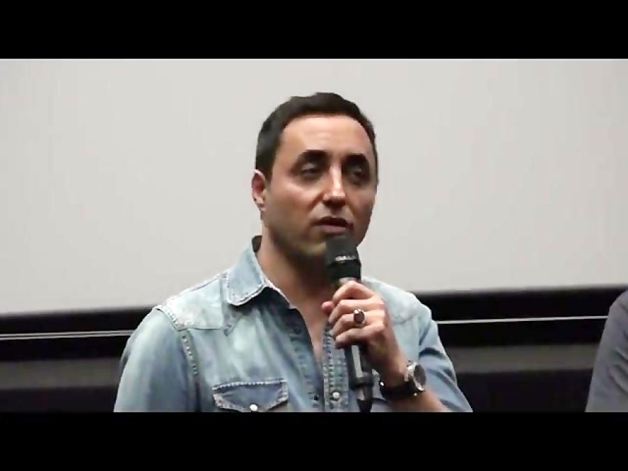 ویدیویی از اکران مردمی فیلم سینمایی «شعله ور»