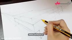 پرسپکتیو پرنده در معماری