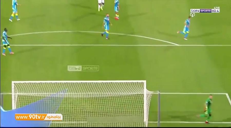 خلاصه لیگ قهرمانان: ستاره سرخ 0-0 ناپولی