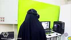 آزمایشگاه تحقیقاتی واقعیت مجازی دانشگاه صنعتی خواجه نصیرالدین طوسی