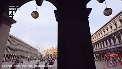 سفر به ونیز ایتالیا