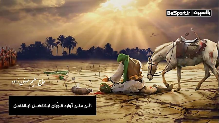غروب ماه بنی هاشم، حضرت ابوالفضل العباس(علیه السلام)