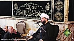 سخنرانی حجت الاسلام حاج شیخ میثم علی پناه روز تاسوعا