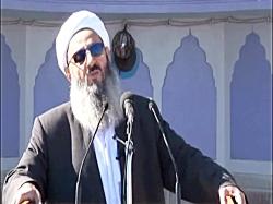 سخنان مولانا عبدالحمید...