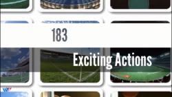 183- حرکات ورزشی