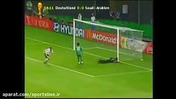 گل های جام جهانی 2002 گرو...