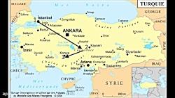 جاهای دیدنی ترکیه استا...