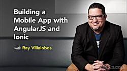 bullding mobile app with angular js