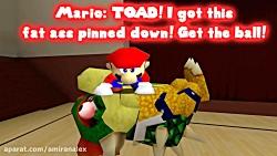 ماریو و مسابقات ورزشی