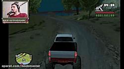 30- ماشین دزدی {GTA San Andreas}