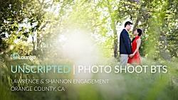 Engagement Photography Posing  Lighting