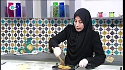 كيش و زندگي - آموزش آشپزي - برشتوك نخودچي - HD