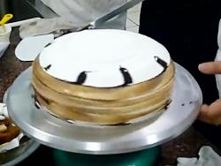 لذت آشپزی -تزیین کیک - ک...