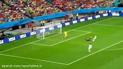 جام جهانی 2014 مراحل پایا...