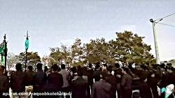 هیئت مشهد شهرستان چنار...