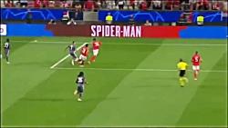 خلاصه بازی بنفیکا - بایرن مونیخ - هفته نخست لیگ قهرمانان اروپا