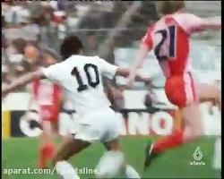جام جهانی 1986 مکزیک لحظا...