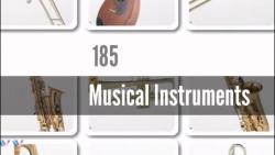 185- آلات موسیقی
