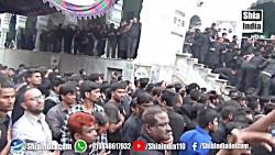 8th Muharram Hussaini Kothi Juloos Process...