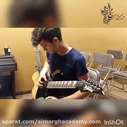 آهنگ سازی هنر آموز آموز...