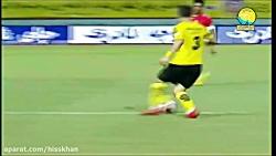 خلاصه بازی سپاهان 3-1 فو...