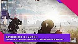 تاریخچه بازی Battlefield