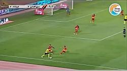 خلاصه بازی سپاهان 3-1 فولاد خوزستان (لیگ برتر خلیج فارس - 1397 98)
