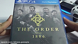 انباکسینگ بازی The Order1886