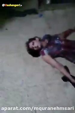 کشته شدن زنان و کودکان ...