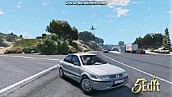 سمند در بازی GTA