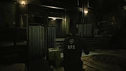 گیم پلی بازی Resident Evil 2 Rem...