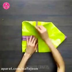 چند مدل طراحی دستمال سفره
