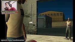 31-ادامه ماشین دزدی {GTA San...