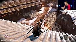 Sekiro: Shadows Die Twice PS4 Gameplay - tgs 2018