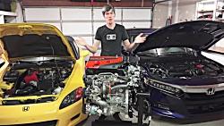نحوی کار VTEC موتورهای هو...