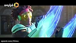 آنونس انیمیشن «6 ابر قهرمان»