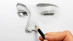 آموزش بسیار زیبا نقاشی